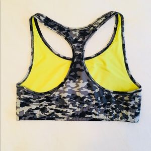 edf6ae363fff7 Champion Intimates   Sleepwear - Champion Gray Camo Sports Bra XXL Women s